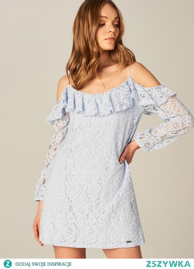 Dziewczyny szukam pomysłu na dodatki do tej sukienki ;) Planuję ją założyć na wesele pod koniec września. Jakieś wizje? ;p