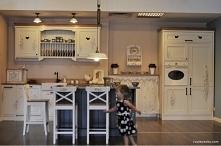 styl rustykalny, kuchnia
