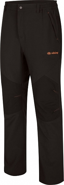 Viking Spodnie męskie Alaska Man czarne r. XXL (900/19/1612)