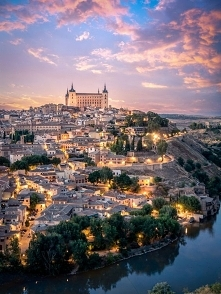 Alcázar of Toledo, Spain