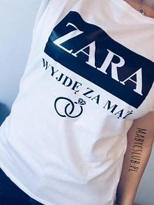 Koszulki idealne na panieńs...