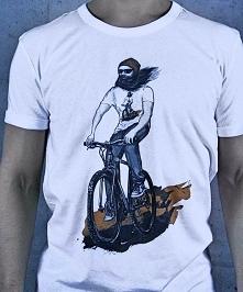 Koszulka Rowerzysta