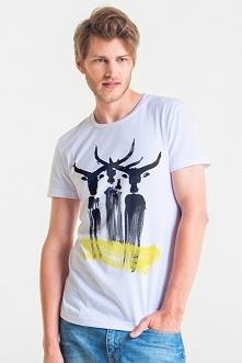 BUFFALO Męski T-shirt