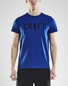Craft Koszulka męska Deft 2.0 SS Navy Blue r. M (1905899 - 367000)