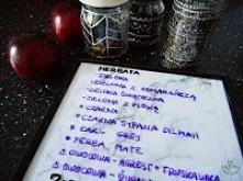 menu diy