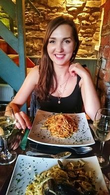 Urodzinowa kolacja w włoski...