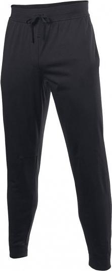 Under Armour Spodnie dresowe Tricot Trousers Tapered Leg M czarne r. L (12724...