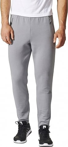 Adidas Spodnie męskie ZNE Striker Pant  szary r. M (BS4871)