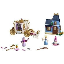 Klocki LEGO 41146 Disney Princess Czarodziejski wieczór Kopciuszka