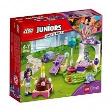 Lego Juniors. 10748 Przyjęcie dla zwierzaków Emmy