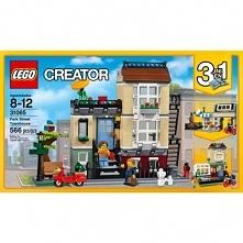 Klocki LEGO Creator 3 in 1 - Dom przy ulicy Parkowej 31065