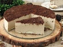 Sernik cappuccino bez pieczenia  0,5 kilograma sera białego  0,5 litra śmieta...