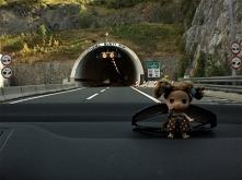 tunel jeden z wielu w Chorwacji