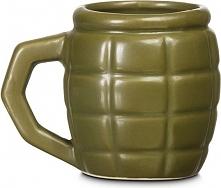 Gadżet Froster Grenade Shot - Kieliszek Granat - Zielony