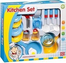 Naczynia kuchenne zestaw - 251922