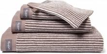 Vandyck Ręcznik Home Petit Ligne 60X110 Cm, Brązowy