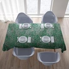 Obrus dekoracyjny 130x130 CM LUXURY Shiny KOLOR Zi
