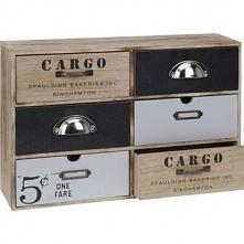 Szafka z szufladami Cargo 45 cm