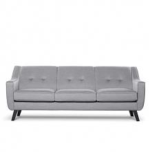 Sofa 3 trzyosobowa TERSO jasny szary
