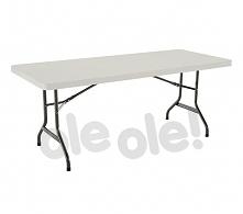 Lifetime Stół składany 183cm 4473 - RABAT DO 8%