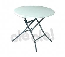 Lifetime Okrągły stół składany 83,8cm 80423 - RABAT DO 8%