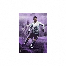 Plakat Metal Poster PZPN Krychowiak Football Heroes rozmiar XS