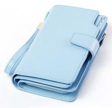 Skórzany portfel damski idealny na prezent dla Twojej kobiety!! Kliknij w zdjęcie i zobacz gdzie kupić!