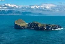 Elliðaey - Wyspa należąca do Islandii. Nikt na niej mnie mieszka, aczkolwiek ...