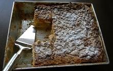 Jabłecznik - ciasto