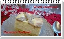 Sernik krakowski    Ciasto:...