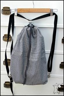 plecak-worek na szelkach - T-Bags