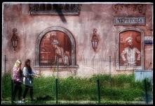 Świetny mural w Poznaniu.