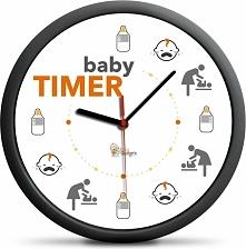 Baby Gadgets Zegar Baby Timer