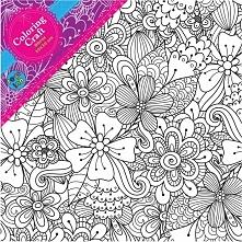 Obraz 30x30 cm kwiaty + 5 farb (STN-08-28)