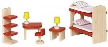 Pokój dziecięcy do domku dla lalek (260866)