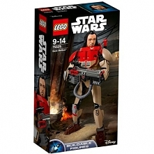Klocki Star Wars LEGO Baze Malbus 75525