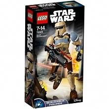 Klocki Star Wars LEGO Szturmowiec ze Scarif 75523