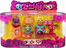 Zoobles Dzieci Kwiaty 4-pak (SPIN-13228)