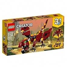 Klocki LEGO 31073 Creator Mityczne stworzenia
