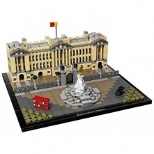 Klocki LEGO Architecture Pałac Buckingham 21029