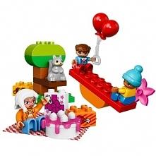 Klocki LEGO 10832 Duplo Przyjęcie urodzinowe