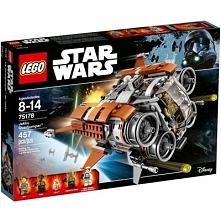 Klocki LEGO Star Wars - Quadjumper z Jakku 75178