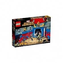 Klocki LEGO Super Heroes Thor kontra Hulk: starcie na arenie