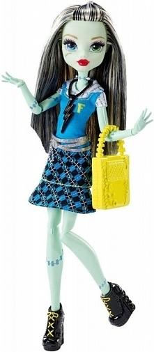 Mattel Modne straszyciółki, Frankie Stein Lalka
