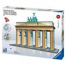 Brama Brandenburska Puzzle 3D RAVENSBURGER