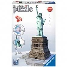 Statua Wolności Puzzle 3D RAVENSBURGER