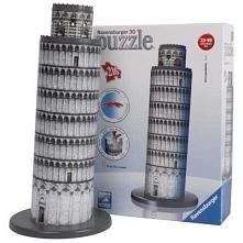 Krzywa wieża w Pizie Puzzle 3D RAVENSBURGER