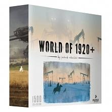 World of 1920+ by Jakub Różalski - Żelazne pola Puzzle CDP.PL