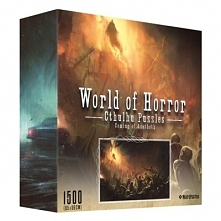World of Horror: Cthulhu - Coming of Azathoth Puzzle CDP.PL