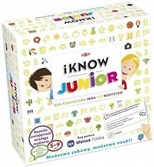 Gra iKNOW Junior (54461)